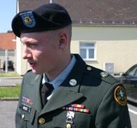 Robert Weiss, US-Kriegsdienstverweigerer