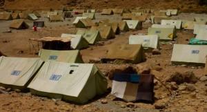 Flüchtlingslager im Nordirak